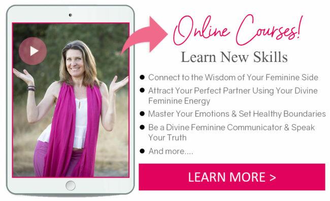 Divine Feminine Online Courses