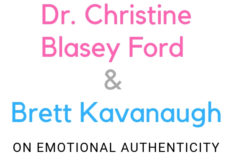 Dr. Christine Blasey Ford and Brett Kavanaugh