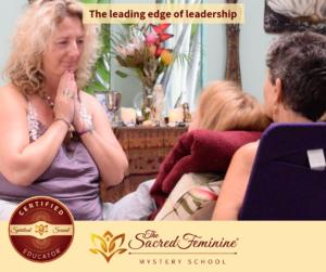 Divine Feminine Leadership