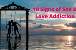 Signs of Sex and Love Addiction - A man and woman on the water