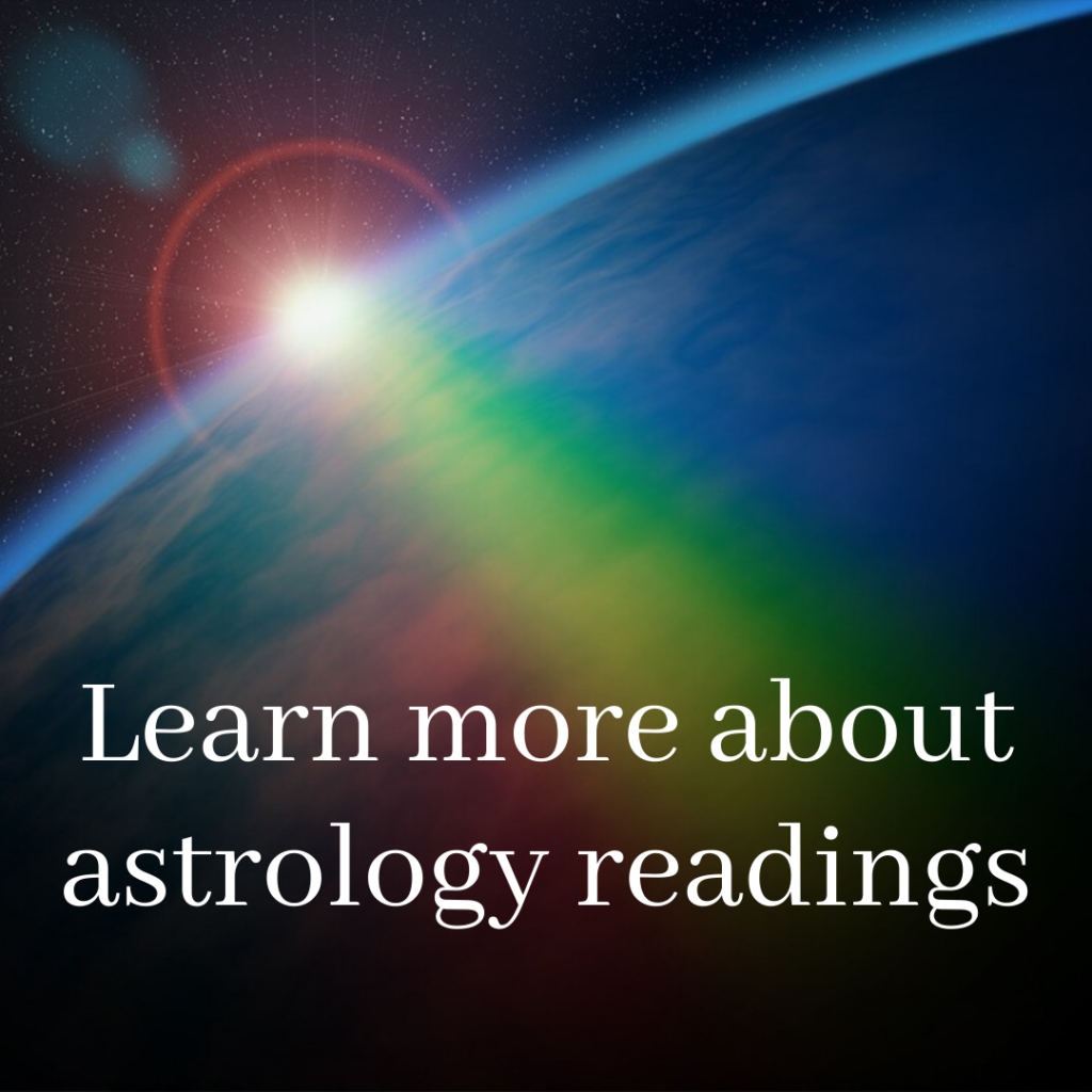 """Learn About Astrology Readings"" -picture of the cosmos"