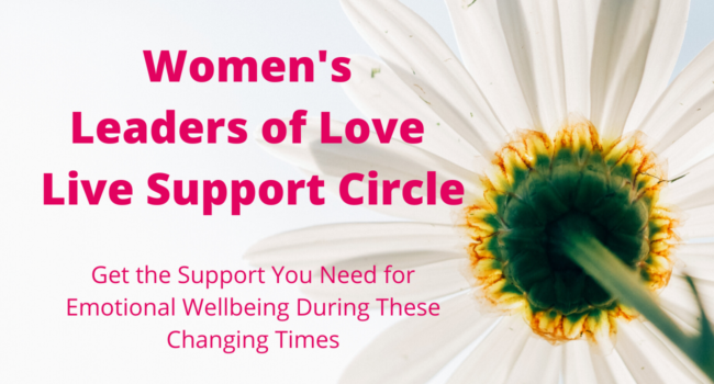 Banner Leaders of Love Womens Support Circle