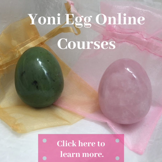 How to use Yoni eggs - Yoni Egg Online Courses - click here for more info