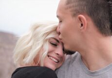 Emotional Intimacy - A couple in an embrace.